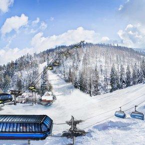 New projects in Szczyrkowski (PL)