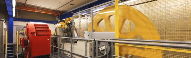 "New ""U-Bahn"" Serfaus: revolutionary 30 years ago, high tech today"