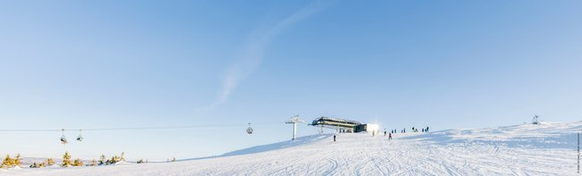 Scandinavian ski hot spots set their sights on further modernization