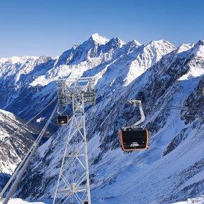 3S Eisgratbahn, Stubaier Gletscher, AT