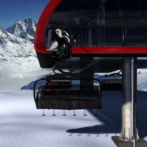 New LEITNER ropeways Station - Pininfarina Design